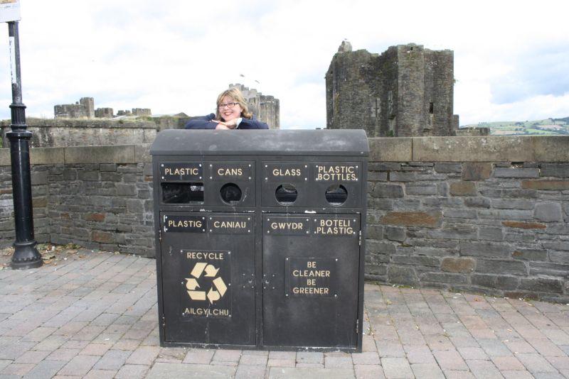 Caerphilly bin