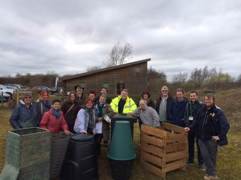 Master Composter 2015- Group photo